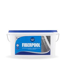 Kiilto FiberPool. Гидроизоляционная мастика 7 кг.