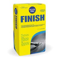 Kiilto Finish.  Самовыравнивающийся наливной пол 20 кг.