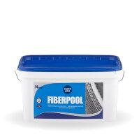 Kiilto FiberPool. Гидроизоляционная мастика 14 кг.