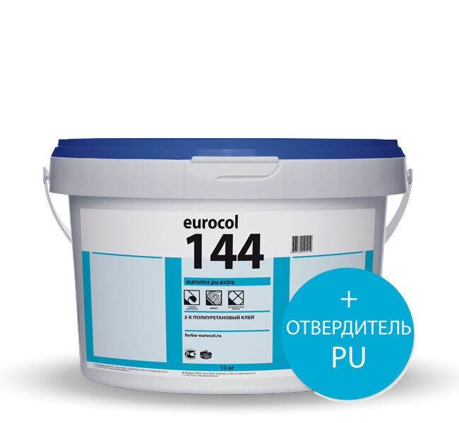 Forbo 144 Euromix PU Multi 2К 7кг