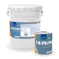Kiilto ECO 2K PU/PVC. Двухкомпонентный полиуретановый клей в металле. 11 кг