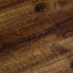 ECO2-2 Дуб Мокка. Виниловый ламинат Alpine Floor Real Wood.