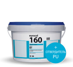 Forbo 160 Euromix Turf Pro 2К 13,8кг