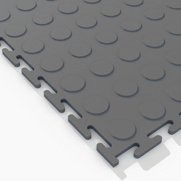 Модульное напольное ПВХ покрытие ЭКО-ДУКАТ, 7 мм