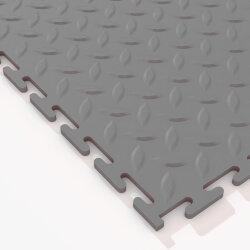 Модульное напольное ПВХ покрытие ЭКО-СТИЛЬ ЭКОНОМ, 5 мм