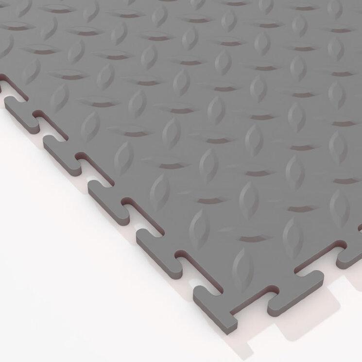 Модульное напольное ПВХ покрытие ЭКО-СТИЛЬ ЭКОНОМ, 4 мм