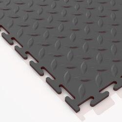 Модульное напольное ПВХ покрытие ЭКО-СТИЛЬ, 7 мм