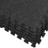 """Плитки-пазлы из резиновой крошки  """"Sagama-50"""" 6 мм"""