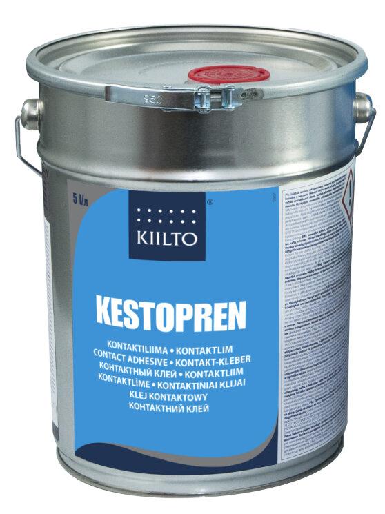Kiilto Kestopren. Контактный клей 5 л.