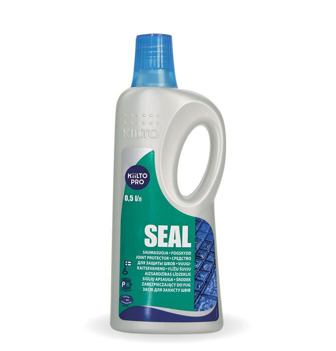 Kiilto Seal Saumasuoja. Средство для защиты швов.