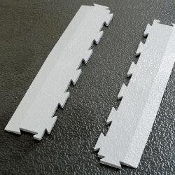 Пороги обрамления модульных покрытий Z-замок