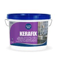 Kiilto Kerafix. Клей для кафельной плитки 3 л.