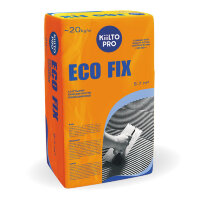 Kiilto Eco Fix. Плиточный клей.