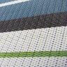 ECO 11024BS Stripes. Плетеный виниловый пол Hoffmann.
