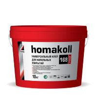 homakoll 168 Prof.  Клей для коммерческих ПВХ покрытий.