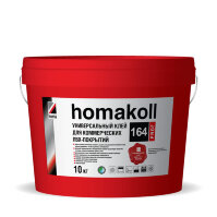 homakoll 164 Prof.  Клей для коммерческих ПВХ покрытий.
