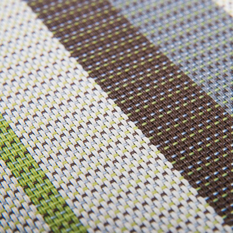 ECO 21008 Stripes. Плетеный виниловый пол Hoffmann.