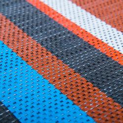 ECO 31001 Stripes. Плетеный виниловый пол Hoffmann.