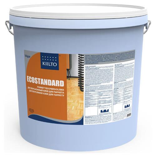 Kiilto EcoStandart. Дисперсионный клей для фанеры. 18 кг.