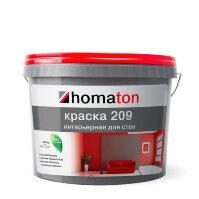 homaton 209.  Высококачественная интерьерная краска.