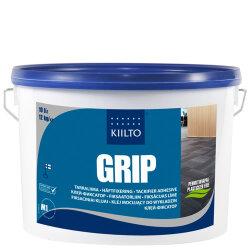 Kiilto Grip. Клей фиксатор для ковровой плитки. 12 кг.