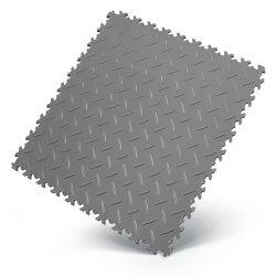 Модульное напольное ПВХ покрытие M-Tile Diamond 7 мм