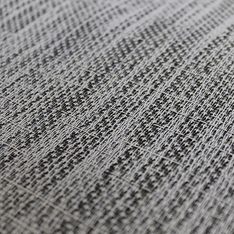 ECO 8012H Simple. Плетеный виниловый пол Hoffmann.