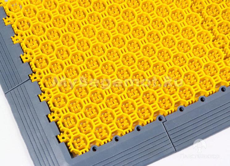 Канты для обрамления грязезащитных покрытий OPTIMA DUOS