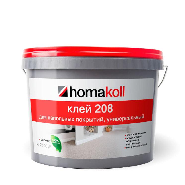homakoll 208.  Клей для напольных покрытий.