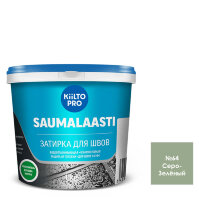 Kiilto Saumalaasti #64. Затирка для швов плитки. Серо-Зеленая.