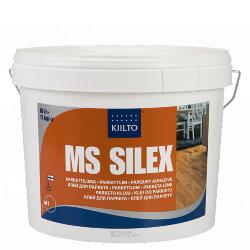 Kiilto MS Silex.  Клей для паркета на основе СМП.