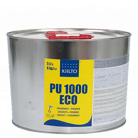 Kiilto PU 1000 ECO.  Полиуретановый грунт.