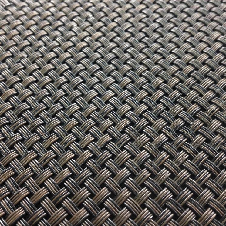 ECO 44010 Simple. Плетеный виниловый пол Hoffmann.
