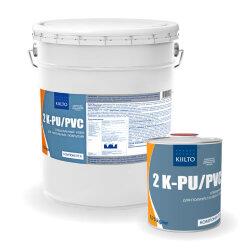 Kiilto 2K PU/PVC. Двухкомпонентный полиуретановый клей. 6 кг