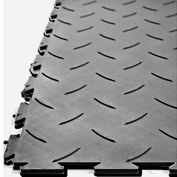Модульное напольное ПВХ покрытие SENSOR RISE 5 мм