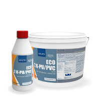 Kiilto ECO 2K PU/PVC. Двухкомпонентный полиуретановый клей. 6 кг