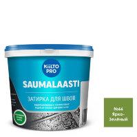 Kiilto Saumalaasti #66. Затирка для швов плитки. Ярко-Зеленая.