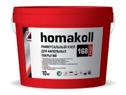 homakoll 168 Prof.  Клей для коммерческих ПВХ покрытий. 10 кг.